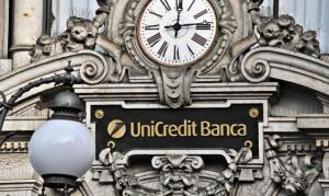 Unicredit traina il settore bancario